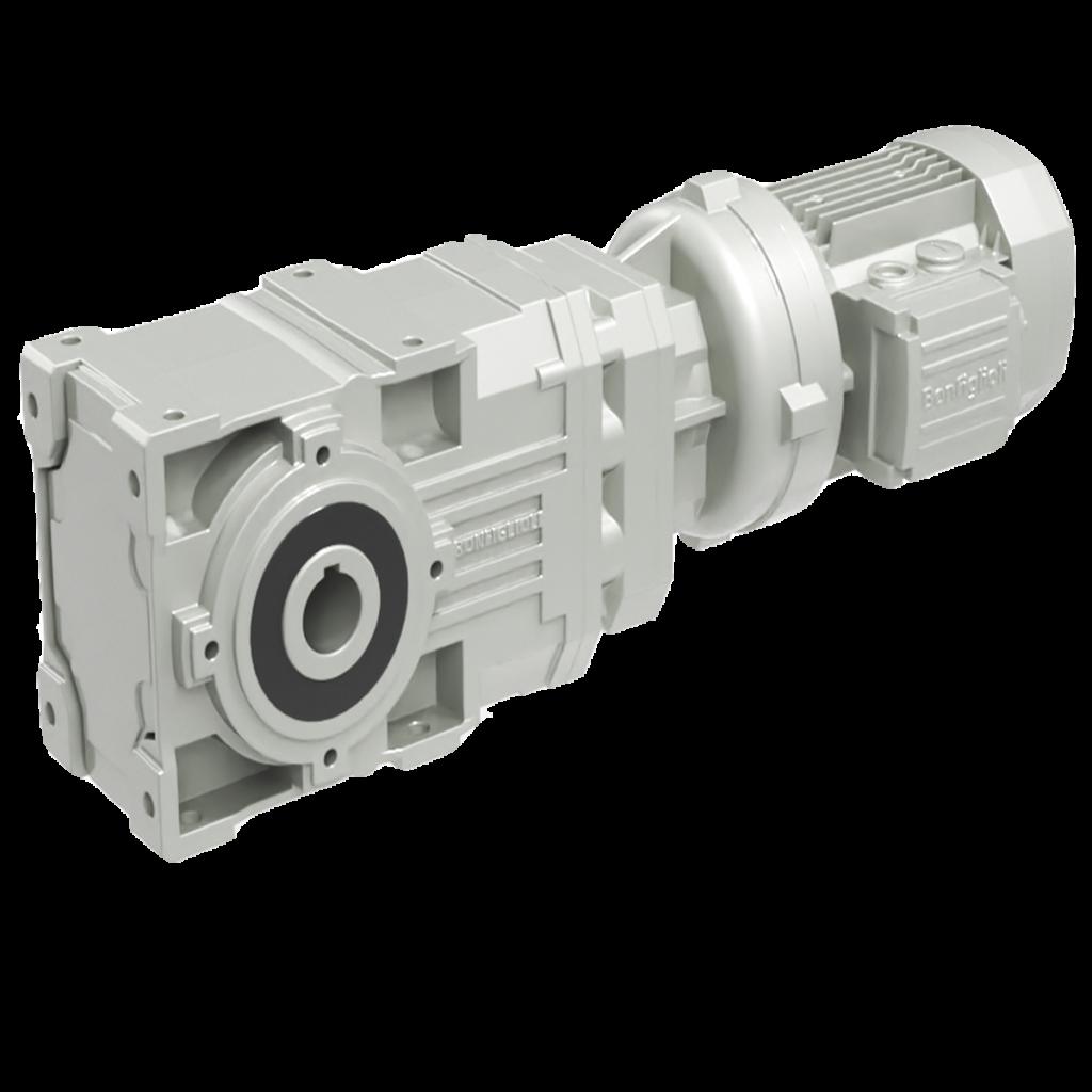 Bevel Helical Gear Motors